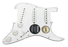 Fender Clapton Vintage Noiseless Loaded Strat Stratocaster Pickguard WH/WH