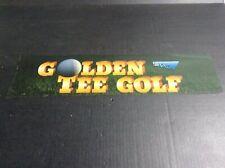 Golden Tee Original Styrene