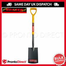 More details for carbon steel digging shovel heavy duty garden spade neilsen lightweight grip