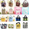 Waterproof Portable Thermal Cooler Insulated Lunch Box Storage Picnic Bag Pouch