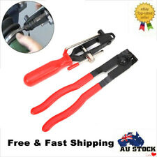 2Pcs CV Joint Boot Clamp Pliers Set Car Banding Tool Ear Type Install Kit Set AU