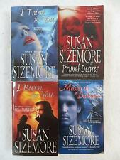 Susan Sizemore PRIMAL DESIRES I THIRST FOR YOU I BURN FOR YOU MASTER OF DARKNESS