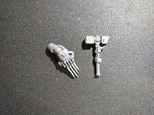 Warhammer 40k Space Marines Devastator Thunder Hammer / Lightning Claw Bits
