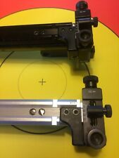 scope base weaver T/C Contender & Encore With  Milled Area For Williams FP Sight