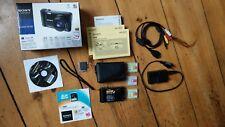 Sony dsc-hx5v appareil photo numérique cyber shot Full HD 10.2 Mega Pixel 10x Zoom 16 GO!!!