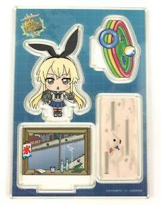 Kantai Collection Aryclic Decoration Figure Model Kit Set ~ Shimakaze TA32700