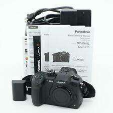 Panasonic LUMIX DC-GH5 Digital Mirrorless Camera