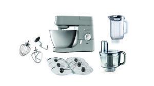 Kenwood KVC 3150 S Küchenmaschine 1000 Watt +Mixer +Multi Zerkleinerer