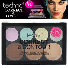 Technic Cream Colour Correct & Contour 7 Shade Palette