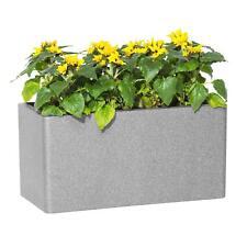 Kampen Living Billy Planter Box, Grey - 62 x 31cm