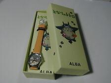Totoro wristwatch ACCK407 ALBA SEIKO /My Neighbor Totoro Ghibli