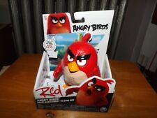 """ANGRY BIRDS, ANGER MANAGEMENT TALKING RED, 5"""" FIGURE, NEW IN BOX, 2016"""