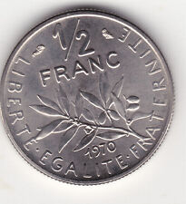 50 CENTIMES 1/2 FRANC   1970  NEUVE