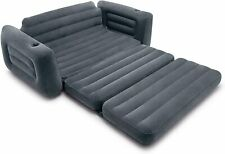 Couch Futon Sofa Bed Sleeper Convertible Living Room Furniture Inflatable Queen