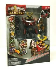 Bandai Power Rangers DX Samurai Megazord Action Figure Rare Brand New Sealed