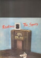 THE SPORTS - reckless LP