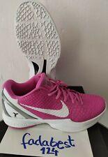 Nike Zoom Kobe VI Kay Yow US 10.5 EU 44.5 used condition 9/10 RECEIPT INCLUDED