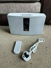 Bose SoundTouch 20 Series III Wireless Music System WHITE FAST SHIPPING FREE P&P