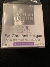 Christian Breton Eye Care Anti Fatigue Eye RRP £40