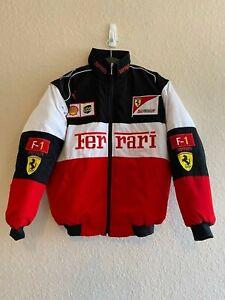 Ferrari Formula One Racing Jacket 2021 multiple sizes