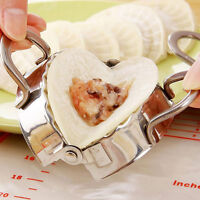 Küche Dumpling Mold Form Teig Presse DIY Pastry Maker Samosa Empanada Schim H7E1