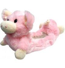 Chloe Noel Ice Skating Soakers Pink Pigs Brand New