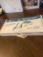 Vintage Wilton Usa 406 6 C Clamp Schiller Park Ill Vise Welding Woodworking