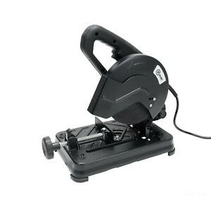 Power Electric Chop Saw Disc 180mm Cut Off Saw Metal Abrasive Cutting UK Plug