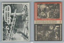 1965 Topps, Gilligan's Island, #3 Somebody Call For A Handy Man?