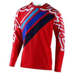 Troy Lee Designs TLD Adult Mens Sprint Seca 2.0 Jersey Mountain Bike Cycle