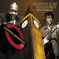 ALEXIS MEMPHIS SLIM FEAT. KORNER - TWO OF THE SAME KIND 2 CD NEU