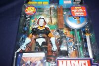 MARVEL LEGENDS TASKMASTER LEGENDARY RIDER SERIES ACTION FIGURE TOY BIZ 2005