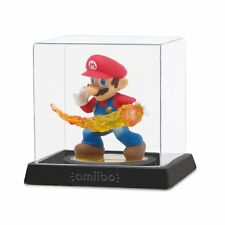 NEW Nintendo 3DS Wii U Amiibo Display Clear Case Standard Size Japan Import F/S