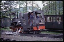 35mm slide ÖBB Schneebergbahn 999.05 Puchberg am Schneeberg Austria 1987original