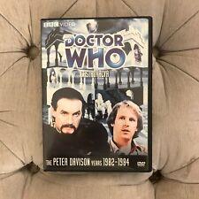 Doctor Who Peter Davison Story 117 Castrovalva DVD BBC
