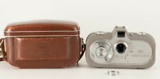 ZEISS IKON MOVIKON 8, 8mm MOVIE CAMERA