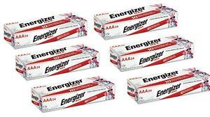 Energizer Max E92-VP AAA Batteries - 144 bulk pack, 6 -24pks Exp.12/2030