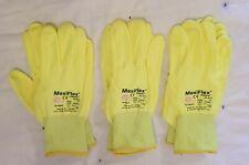 Atg Maxiflex Ultimate 34 874 Polyurethane Coated Gloves 3 Pair 10xl