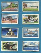 Original Carreras cigarette cards - BELIEVE IT OR NOT - FASCINATING FACTS 1934