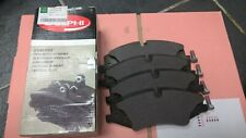 LAND ROVER DISCOVERY 4 & 5, RANGE ROVER MODELS FRONT BRAKE PAD SET.