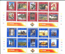 Isle of Man-Photography set of 20 in mnh