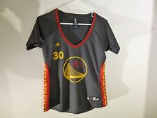 Stephen Curry Golden State Warriors Adidas, Chinese Heritage, Women's Jersey,NBA
