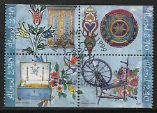 ALAND 1999 Folk Art SG 147a Used (CV £10)