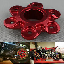 CNC Billet Rear Sprocket Drive Flange Cover For Ducati 1199 Panigale 2012-2014
