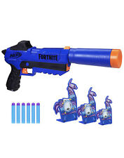Fortnite Sp-R Blaster Gun comes with 3 Llama Targets (a) S15