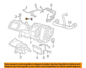 JAGUAR OEM 04-09 XJ8 4.2L-V8 A/C & Heater Control Module C2C39577