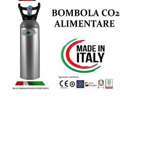 BOMBOLA CO2 KG5 ALUMINIO