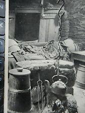 More details for damaged margins  small tear at top interior croft cottge orkney edwardian  pcd