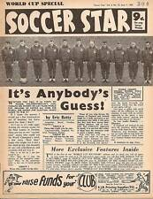 6-7-58 Soccer Star From England - Germany On Cover