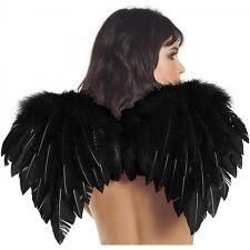 Feather Wings Adult Costume Accessory Halloween Fancy Dress
